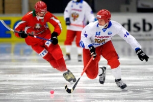Соревнования 2019 - Чемпионат России по хоккею с мячом (бенди)