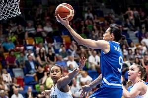 Соревнования 2019 - Чемпионат Европы по баскетболу среди женщин