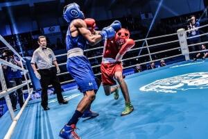 Соревнования 2019 - ХХ чемпионат мира по боксу