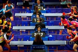 Соревнования 2019 - Чемпионат мира по настольному теннису